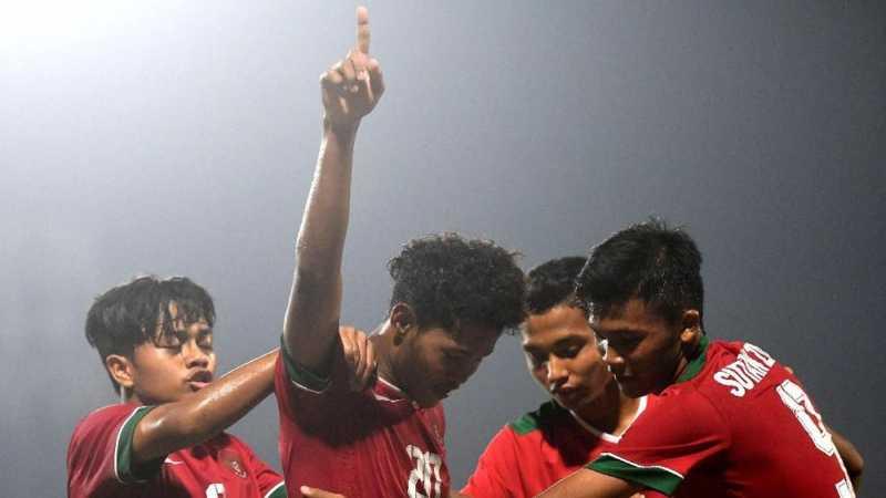 5 Fakta Timnas Indonesia vs Thailand di Final Piala AFF U-16