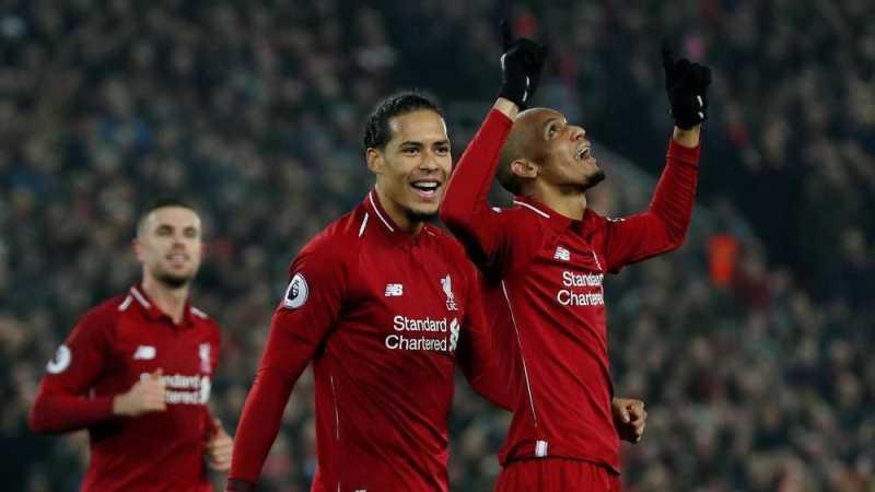 Klasemen Liga Inggris Usai Liverpool dan Man United Menang
