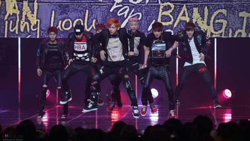 BTS, DAY6, EXO, Pentagon Rajai Tangga Album Dunia Billboard