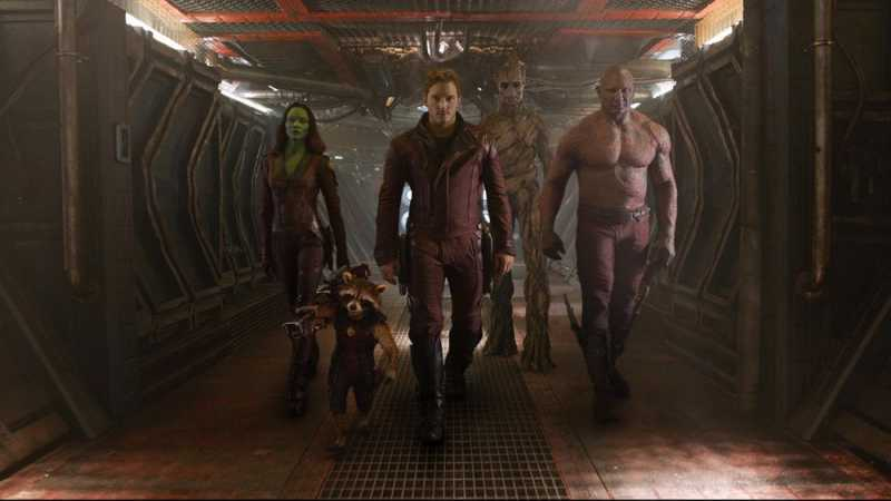 Guardians of the Galaxy 3 Ditunda usai James Gunn Dipecat
