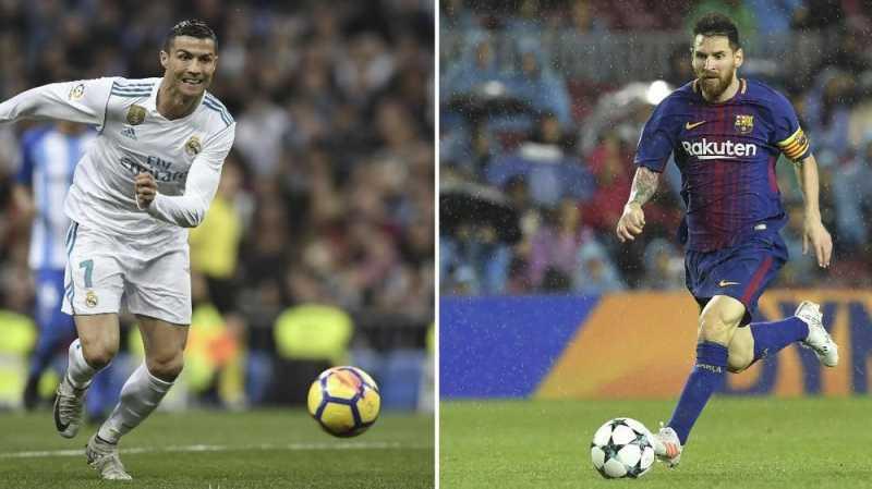 Messi Gagal Samai Koleksi Gelar Ronaldo di Liga Champions