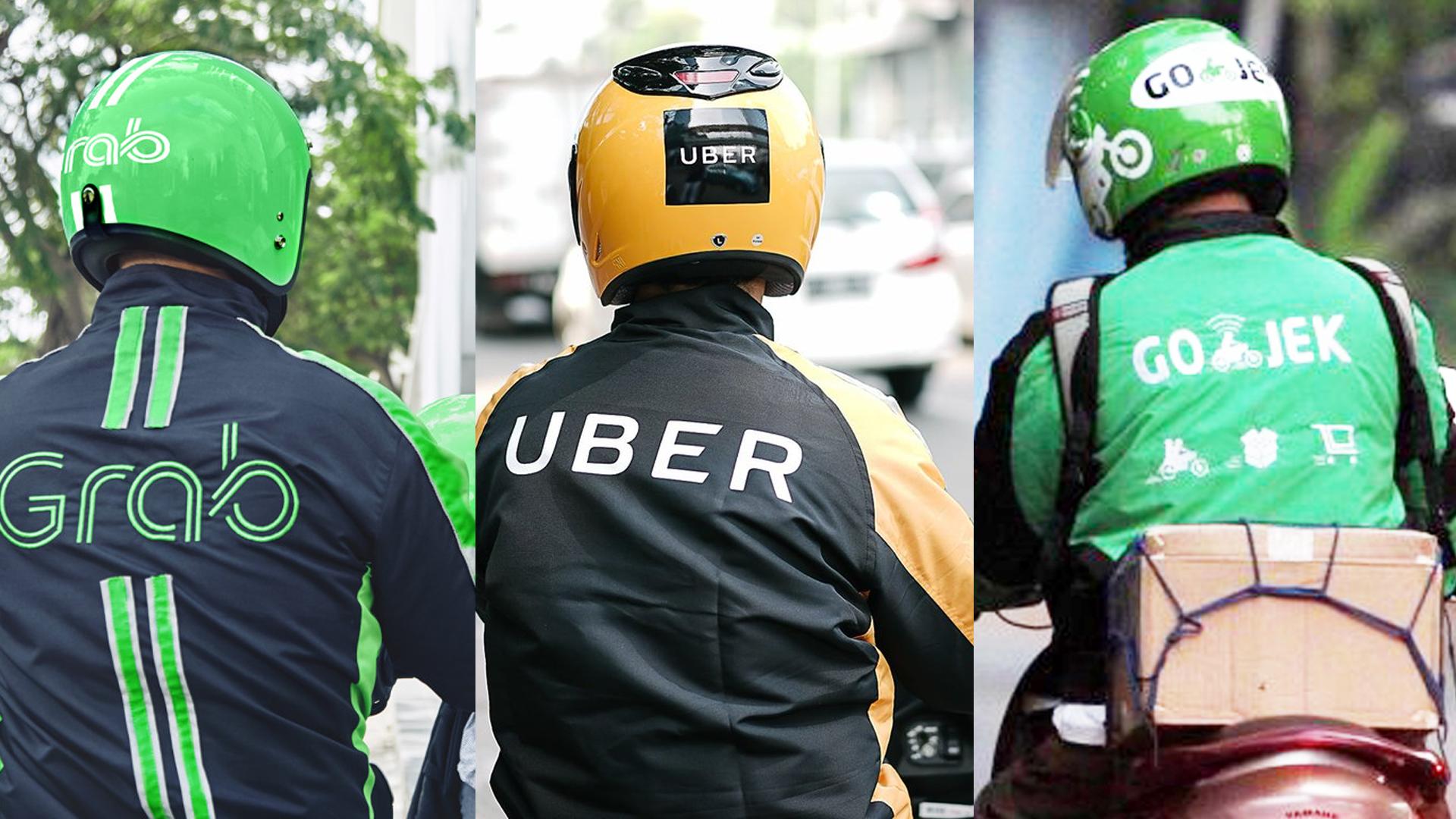 Membandingkan Fitur Chat di Aplikasi Go-Jek, Uber, dan Grab