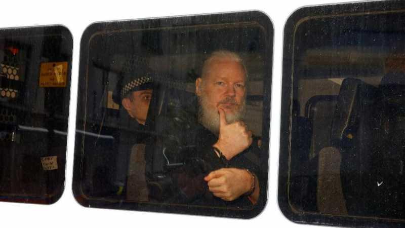 AS Resmi Minta Inggris Mengekstradisi Pendiri WikiLeaks