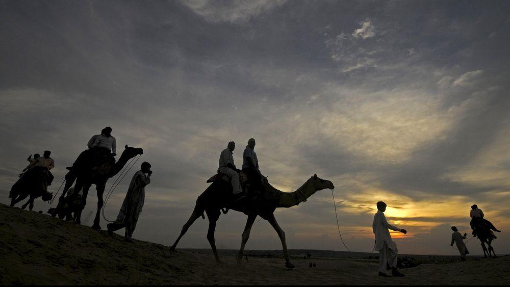 Arkeolog Temukan Gerbang Neraka 9.000 Tahun di Arab Saudi