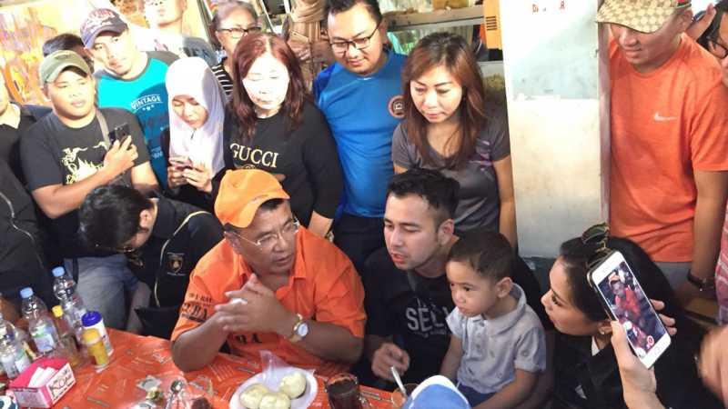Hotman Paris Pamer ke Raffi Ahmad Punya Ratusan Ruko di Jakarta