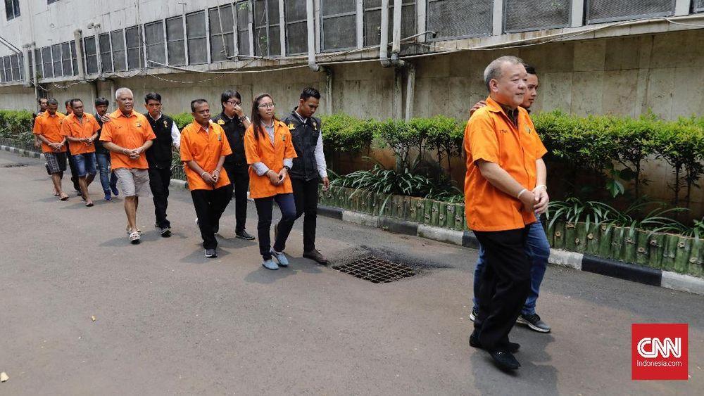 Eks Komite Wasit PSSI Divonis Penjara Tiga Tahun