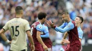 Hasil Liga Inggris: MU Kalah 0-2 dari West Ham