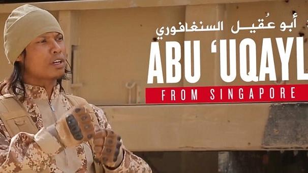Anggota ISIS Asal Singapura Tantang Pangeran Harry