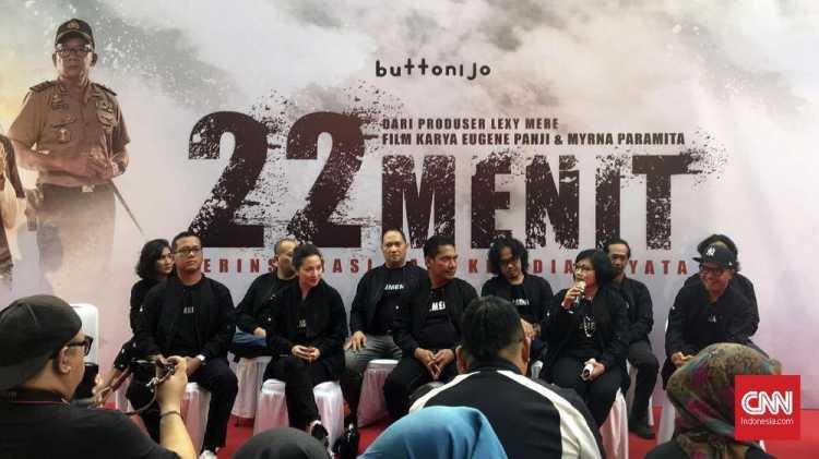 Film 22 Menit Diklaim Bukan Propaganda Polri
