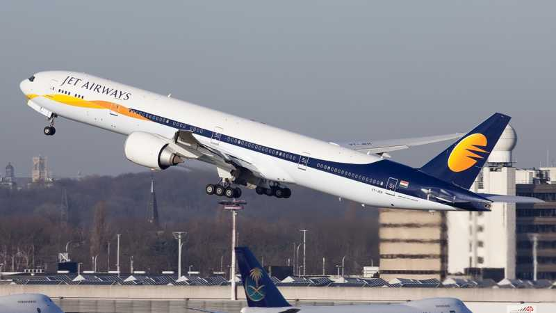 Dua Pilotnya Cekcok, Pesawat Jet Airways sempat Terbang Tanpa Awak
