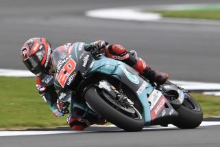 Quartararo Pecahkan Rekor Lagi, Rossi Ungguli Marquez di FP3