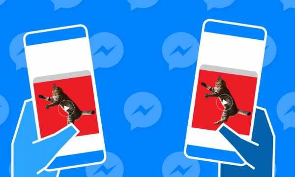 "Facebook Uji Coba Fitur ""Nobar"" di Messenger"