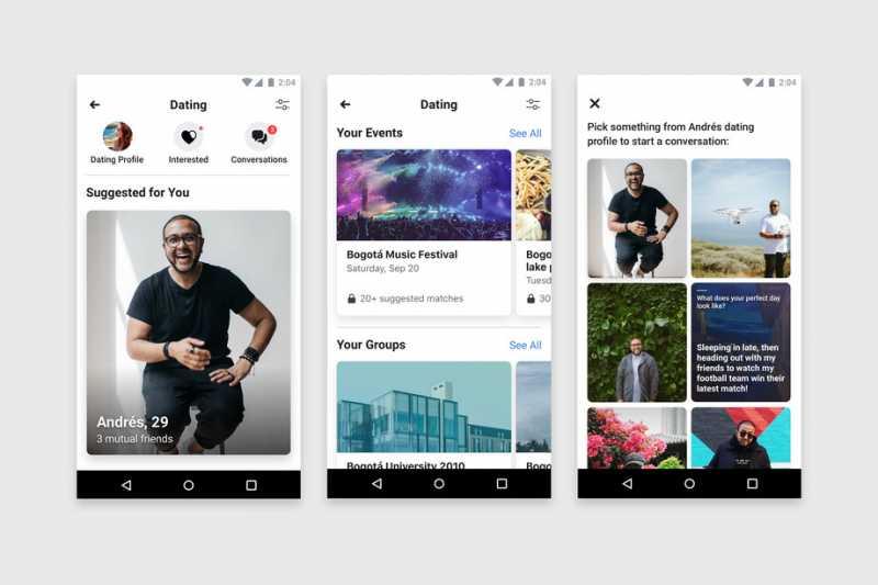 Jomblo di Kolombia Sudah Bisa Coba Aplikasi Kencan Facebook