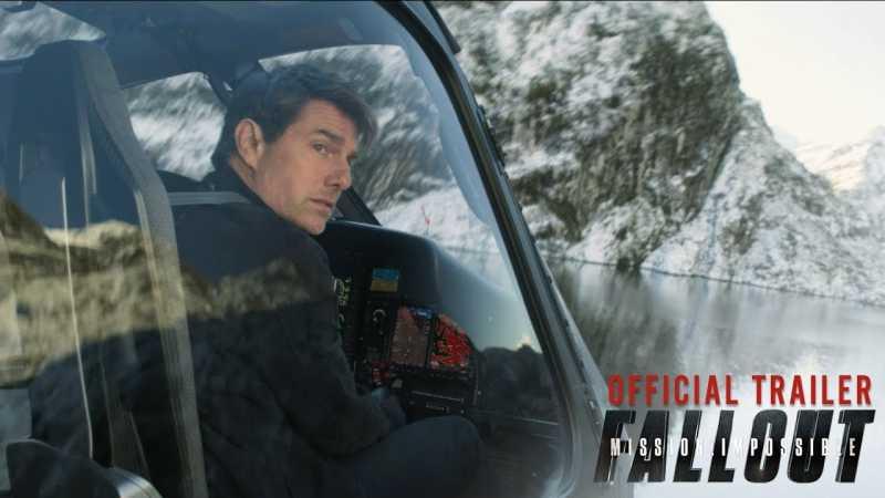 Tom Cruise Ingat Ini Saat Jatuh dari Helikopter di Mission: Impossible - Fallout