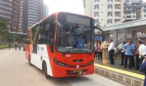 Fasilitas Park and RideKian Mudahkan Pengguna MRT