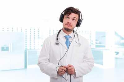 Musik Rock Paling Banyak Didengar Dokter Saat Operasi