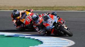 Fokus Dovizioso: Merelakan Marquez, Menjaga Jarak dari Rossi