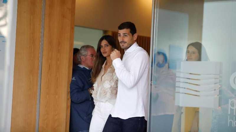 Casillas Belum Mau Pensiun Usai Serangan Jantung