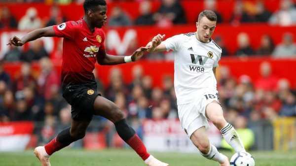 Mourinho Kritik Pogba Usai Man United Ditahan Imbang Wolves