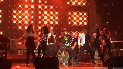Meriahnya Konser 3 Dekade Ita Purnamasari