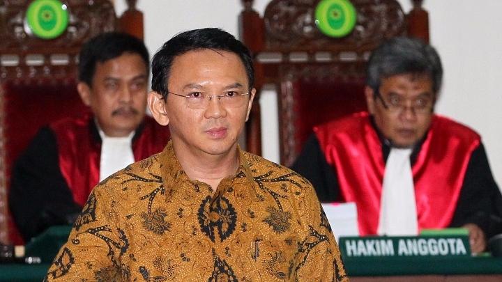 Berkas PK Ahok Sudah Diterima Mahkamah Agung