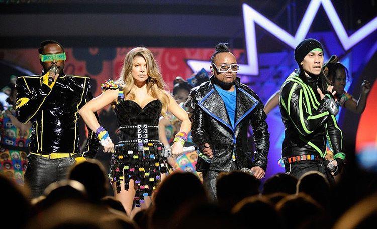 Fergie Resmi Tinggalkan Black Eyed Peas