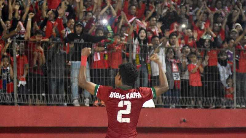 Thailand Tak Takut Ribuan Suporter Timnas Indonesia U-16