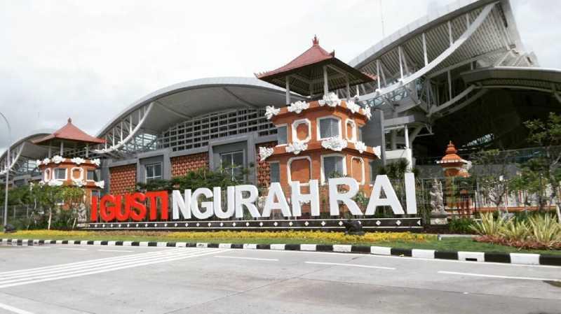 Jelang Asian Games, Wisatawan Asing ke Bali Melonjak