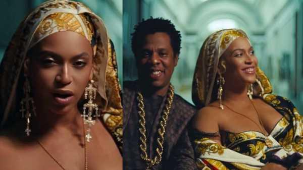 Beyonce Kenakan Anting Rinaldy A. Yunardi dalam Video Klip Apeshit