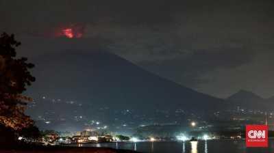 Gunung Agung Meletus, Bali United Susun Rencana Cadangan