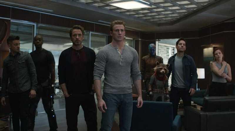 Avengers: Endgame Jadi Film Kedua Terlaris Sepanjang Masa
