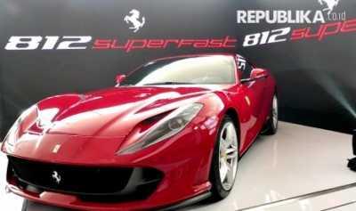 Beli Ferrari Superfast Harus Waiting List