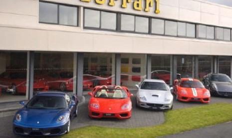 Model Ferrari yang Paling Laris di Indonesia