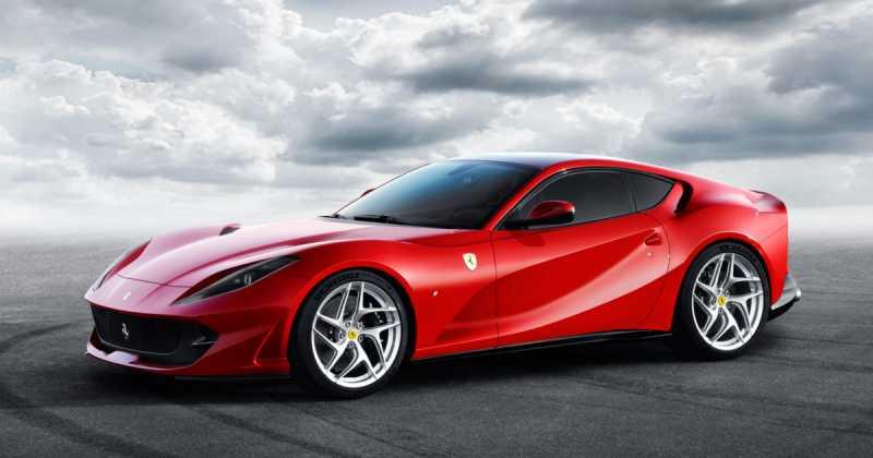 Ferrari Rilis Mobil Terkuat yang Pernah Ada