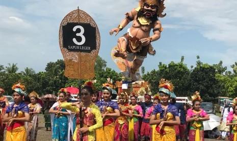 Ancol Gelar Festival Ogoh-Ogoh Pertama dan Terbesar di DKI
