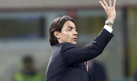 Inzaghi Masuk Kandidat Pelatih Timnas Albania