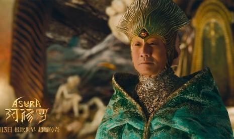 Film Termahal di Cina Ditarik dari Bioskop