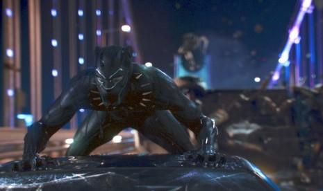 Black Panther Borong Empat Piala MTV Movie Awards
