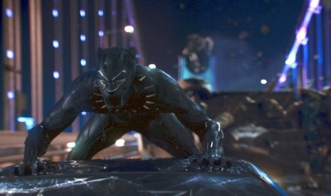 Black Panther Borong Empat Piala MTV Movie Awards
