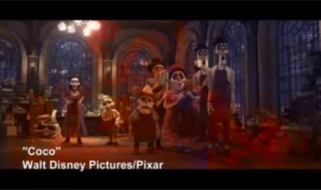 Coco, Film Animasi Kental Budaya Meksiko