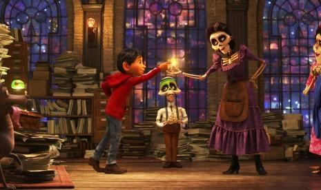 Coco Pertahankan Posisi Pertama Box Office Internasional