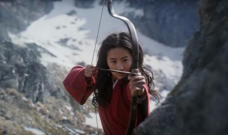China Boikot Film Mulan, Kenapa?