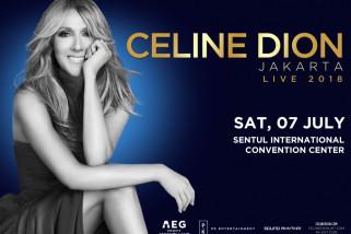 Celine Dion Akan Konser di Jakarta