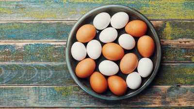 Telur Bercangkang Putih dan Cokelat, Manakah yang Lebih Sehat?