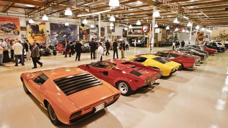 5 Selebriti Hollywood dan Mobil Mewahnya: Ada yang Punya 169 Unit