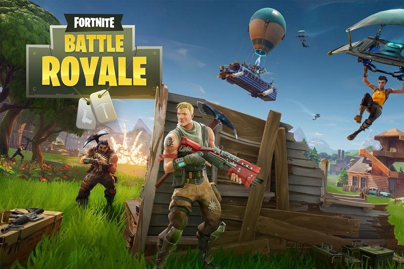 Wow! 8,3 Juta Orang Tercatat Mainkan Game Fortnite