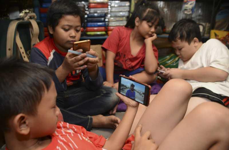 Generasi Z Belajar dengan Bantuan Teknologi