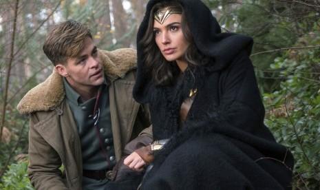Daftar Negara yang Tolak Wonder Woman Bertambah