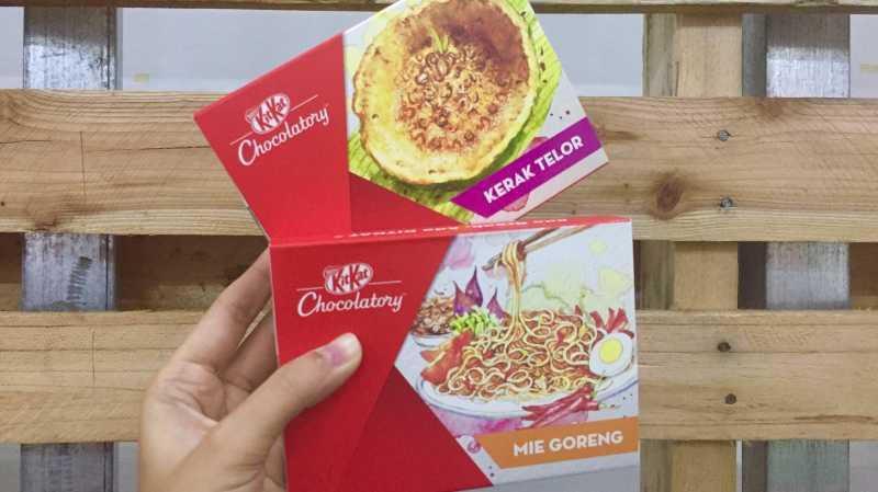 Ini Varian Terbaru KitKat Kerak Telor yang Viral di Medsos