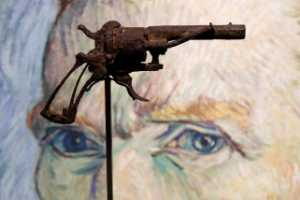 Pistol yang Diyakini Senjata Bunuh Diri Van Gogh Dilelang